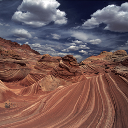 Amphitheatre - South Coyote Buttes